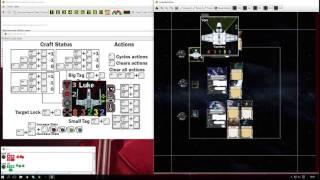 Magyar VASSAL X-wing tutorial ft. PromieMotz