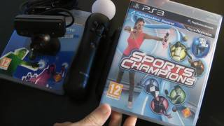 Sony Playstation Move Unboxing & Introduction