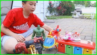 Paw Patrol Mighty Pups Super Paws Vs Hulk New Toys For Kids