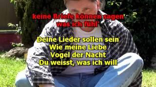 Mike Malak & The Fakers  -  Vogel Der Nacht  (Stefan Remmler, cover, lyrics)