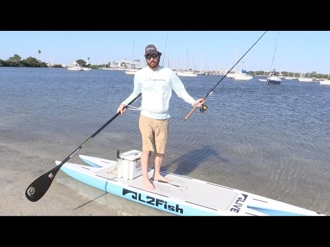 Paddle Board Fishing - The 3 MUST KNOW Tips for Anglers