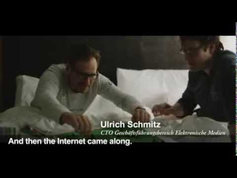 The history of Axel Springer SE in 71 Seconds