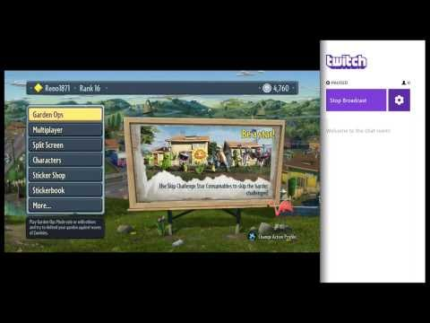 How To Set Up Twitch Broadcasting on Xbox One