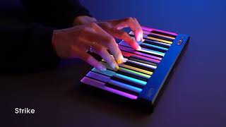 LUMI Keys: 4 Dimensions Of Touch - Strike
