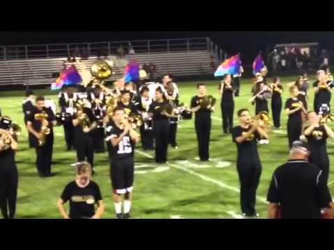 Richards High School Band