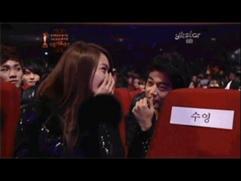 SHINee Minho and SNSD Yoona   MinYoon Mp3
