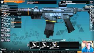 Blacklight Retribution Beta PC Livestream Replay #1 (2-1-12)