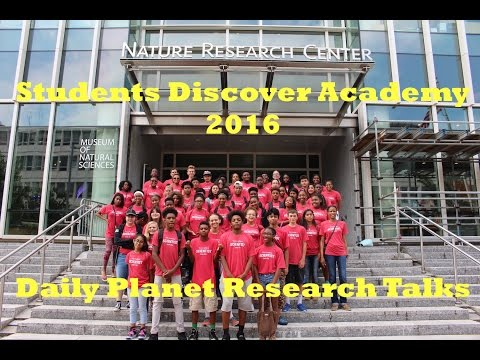 Students Discover Academy 2016