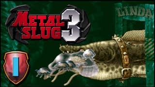 Metal Slug 3 - Mission 1 Alternate Paths
