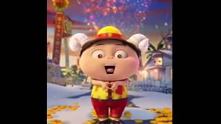 Lagu mandarin kartun paling lucu dan gokil banget