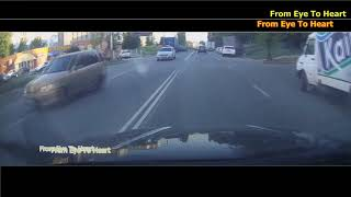 Car Crash) very Shock dash camera 2017 NEW By Top Speed Motor HD (1242) HD