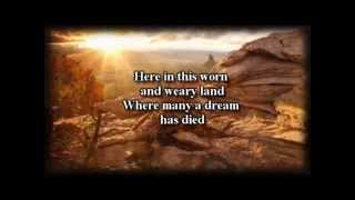 Thrive - Casting Crowns - Worship Video with lyrics rev1
