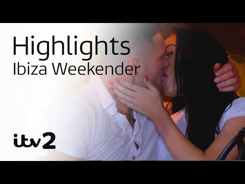 Ibiza Weekender | All The Sexiest Bits! | ITV2