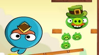 Angry Birds Rebuilding Warrior - GAME WHERE THE BIRDS WILL NOT CONFRONT THE PIGS !