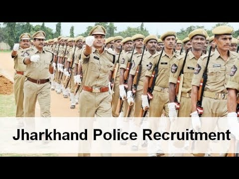jhpolice.gov.in Jharkhand Police Recruitment Constable, SI & ASI