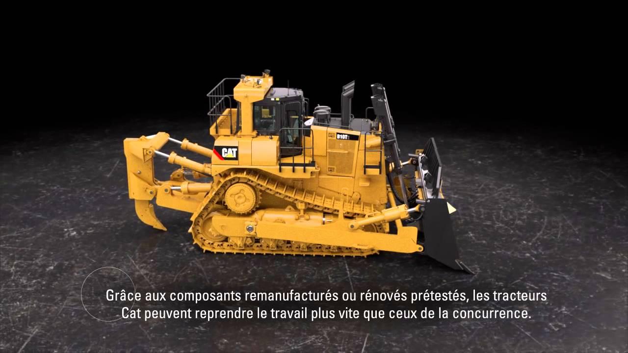 Reparation Cat Tracteurs En Video