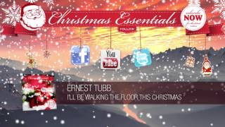 Ernest Tubb - Ill Be Walking The Floor This Christmas (1954)  // Christmas Essentials YouTube Videos