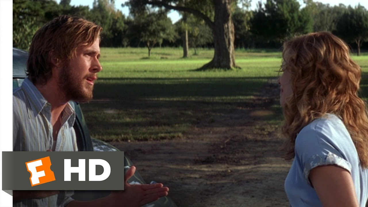 What Do You Want? - The Notebook (4/6) Movie CLIP (2004) HD