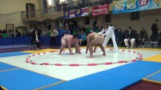 Кубок Украины по сумо (ФИНАЛ АБС) 2014