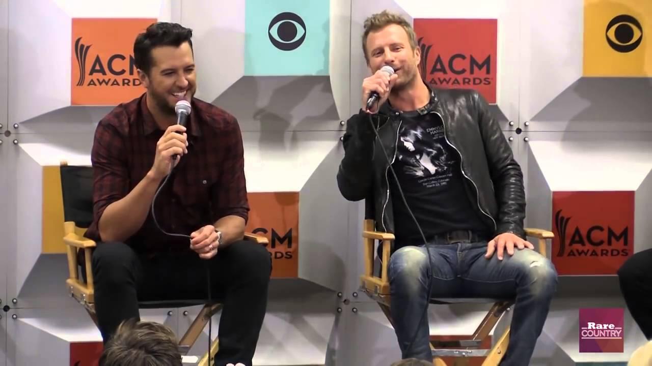 Luke Bryan and Dierks Bentley to host 2016 ACM Awards on