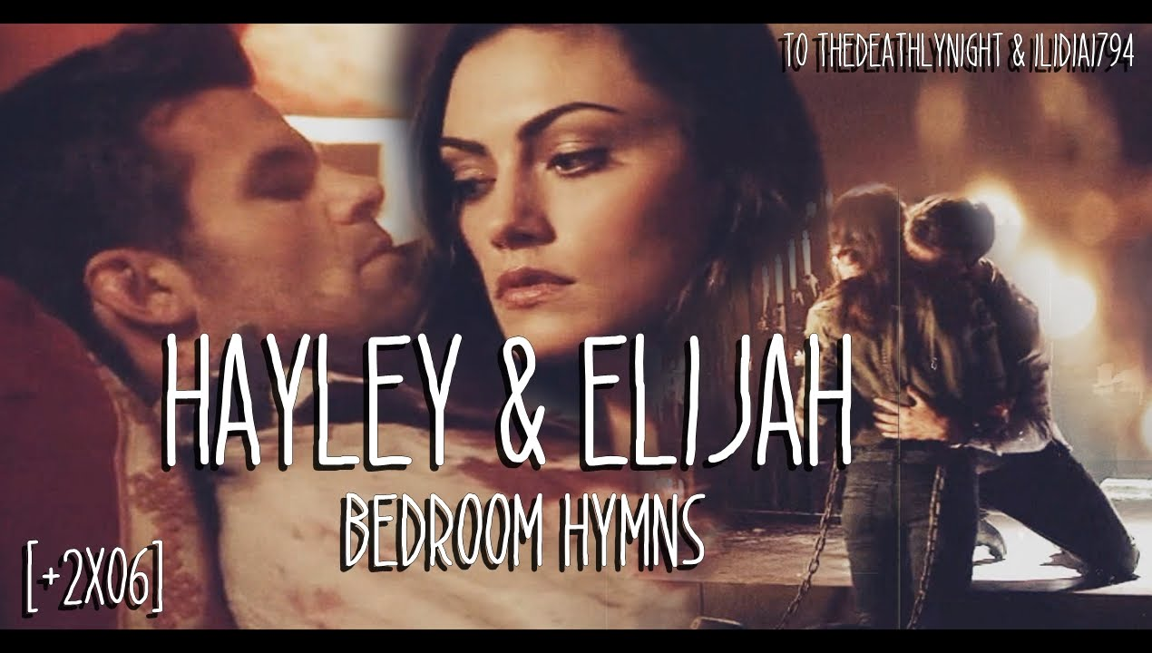 Hayley elijah bedroom hymns 2x06 youtube for Bedroom hymns lyrics
