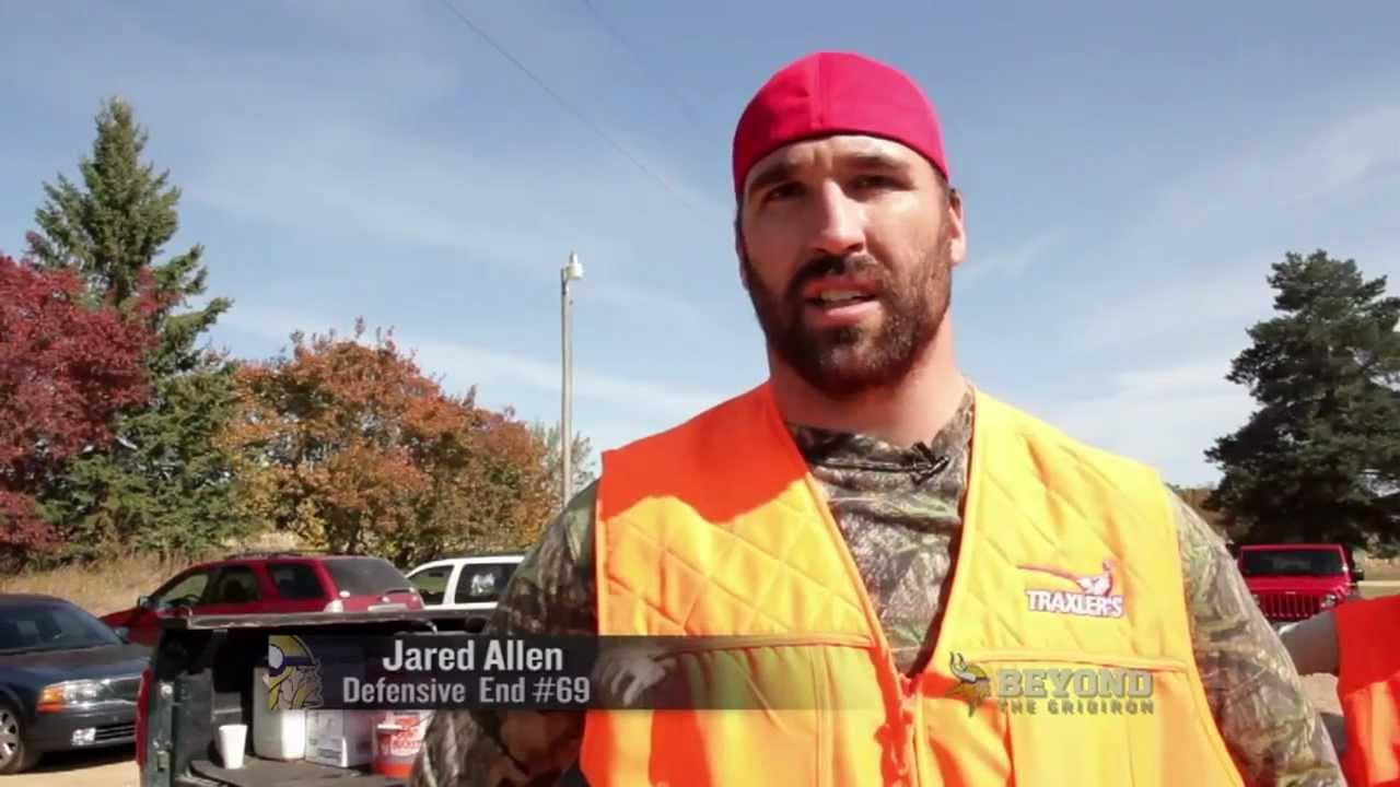 Jared Allen Beyond The Gridiron