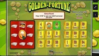 Jeux à gratter en ligne Golden Fortune 🔥🔥🔥