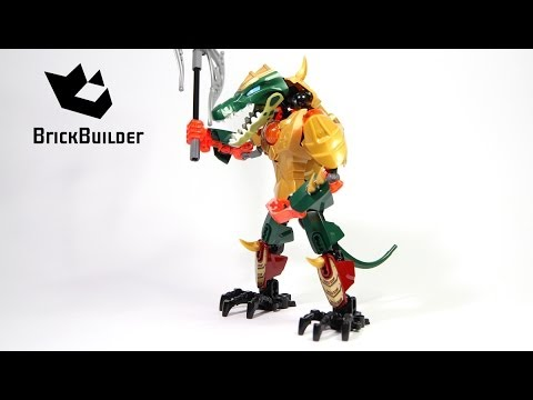 PlayFactory  Legends Of Chima 70207  Chi Cragger LEGO