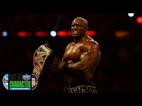 WWE Champion Bobby Lashley joins Ryan Satin post WrestleMania | Out of Character | WWE ON FOX