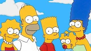 Симпсоны онлайн смотреть