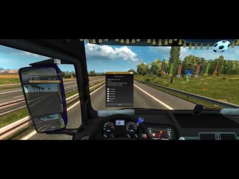 Euro Truck Simulator 2 MP the wrong direction #2