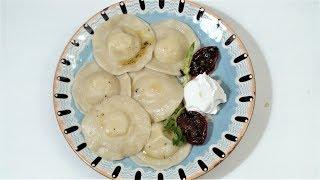Равиоли с картошкой рецепт. Как приготовить равиоли.Ravioli with potato recipe.
