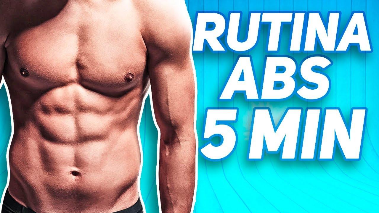 Como poder marcar el abdomen rapido