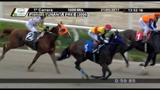Vidéo de la course PMU TUNANTA PRES (2006)