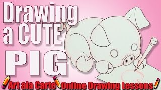 How to DRAW and RUIN a PIG