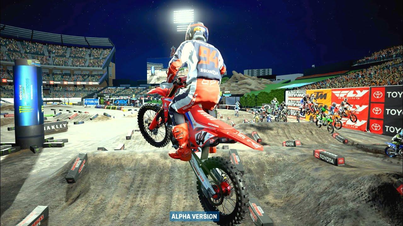 Supercross 4 | Ken Roczen Gameplay 2021 | PS5 / XBOX SERIES X / PC - YouTube