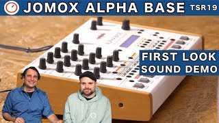 Jomox Alpha Base - Best Analog Drum Machine / Synthesizer !?!? | SYNTH ANATOMY #TSR19