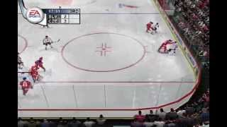 NHL 2004: friendly match Czech Republic - Slovakia (part 1 of 2)