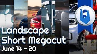 Transport Evolved Shorts Landscape Megacut - June 14-20!