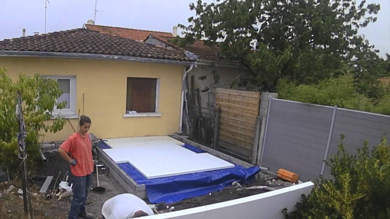 Toit Plat Extension Maison Extension Maison Cube In Life Agrandissement - Youtube