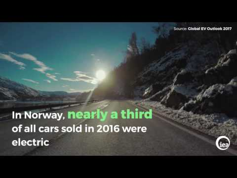 Electric vehicles have another record year
