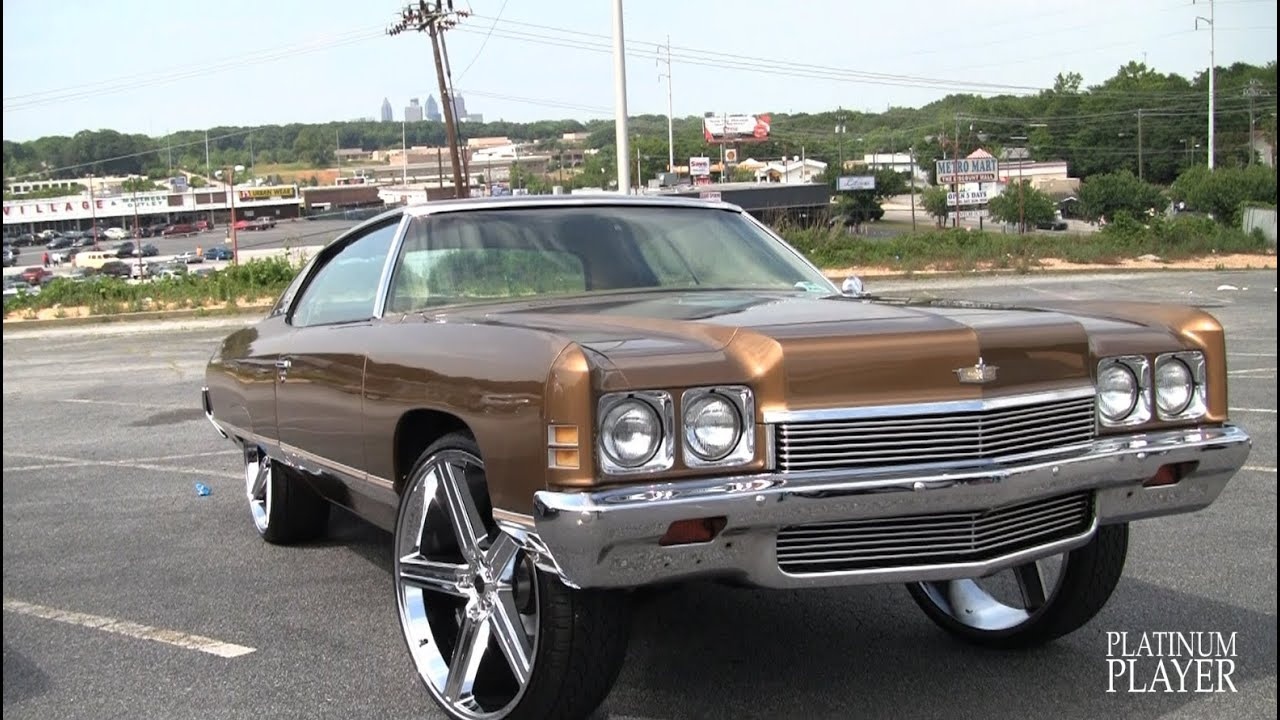72 Chevy monte carlo 51k 7000 firm  cars amp trucks  by