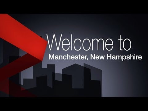 Manchester, New Hampshire Community Video Tour