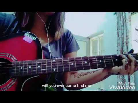 Stay A Little Longer With Me Half Girlfriend Guitar Chords Youtube