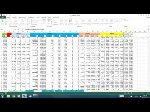 Spreadsheets for Daily Fantasy Sports - Using the Solver Add In to Optimize Lineups