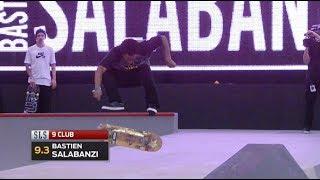 SLS Throwback | Bastien Salabanzi 9 Club Half Cab Double Flip!