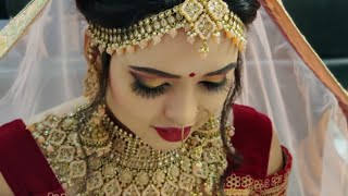 INDIAN BRIDAL MAKEOVER ( HD Makeup ) |  BRIDAL MAKEUP TUTORIAL | By Makeup Artist Amit Mehrani