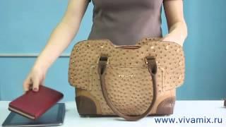 Женская сумка Incuero Monica видео обзор