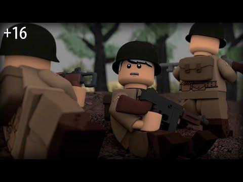 LEGO World War 2 - Battle of Hill 30