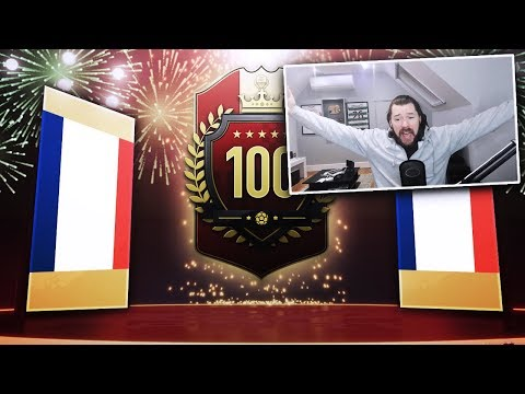 I PACKED ST MBAPPE! - TOP 100 FUT CHAMPS! - FIFA 19 Ultimate Team